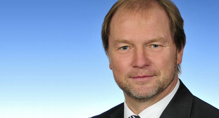 Lars-Henner Santelmann Vorstandsvorsitzender VW Financial Services