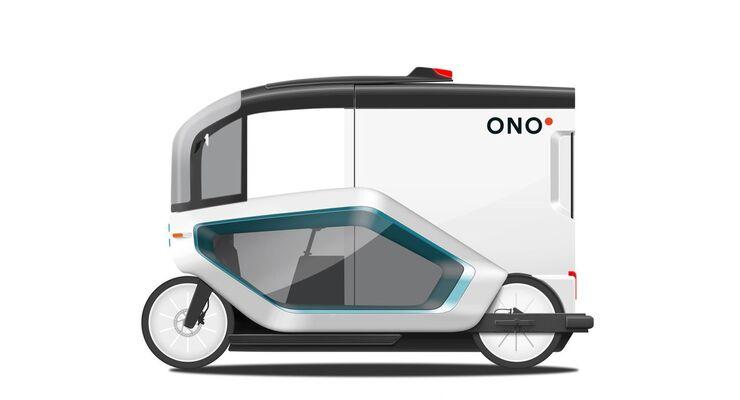 Lastenrad von Ono