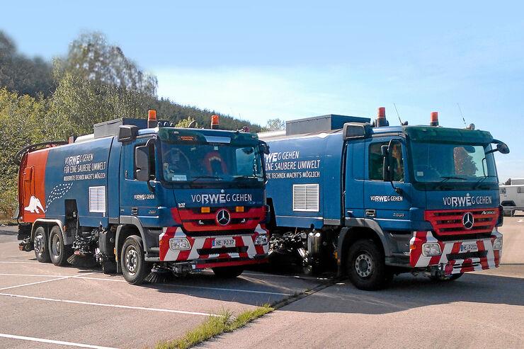 Leser und ihre Trucks, Dirk Gather