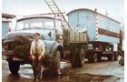 Leser und ihre Trucks, Hans-Dieter Niehaus