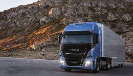 Lidl Schweiz ermöglicht den LKW-Transport mit flüssigem Erdgas