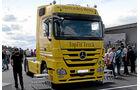 Lkw-Fahrer und deren Bedürfnisse, TopFit, Trucker