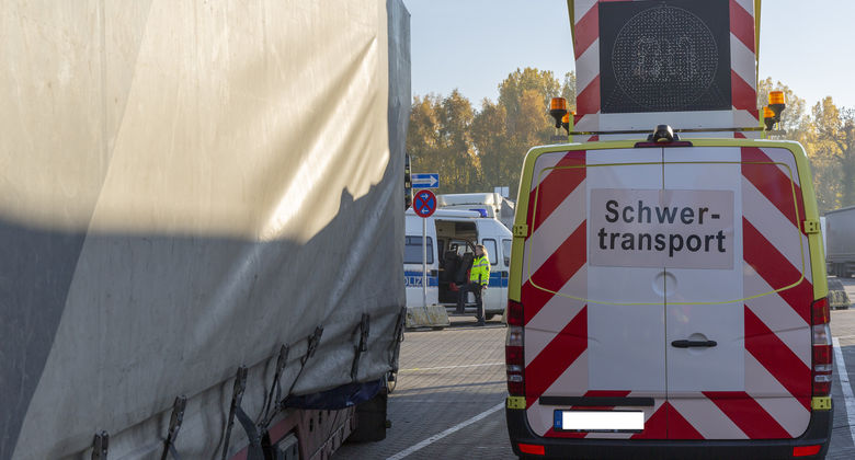 Lkw-Kontrolle Lübeck