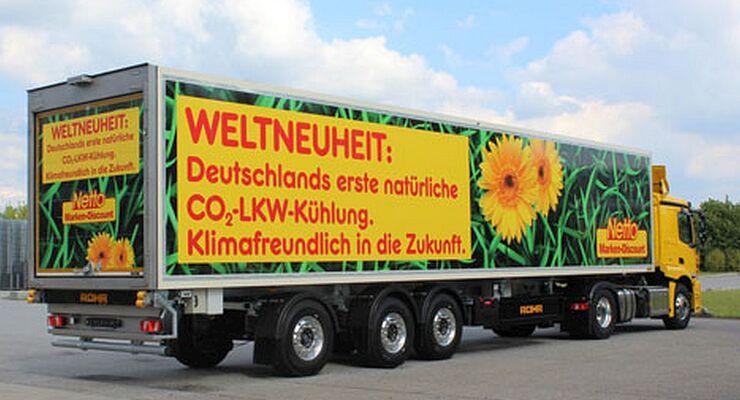 Lkw Netto Marken-Discount