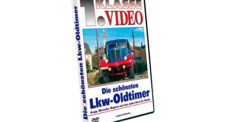Lkw-Oldtimer im Film