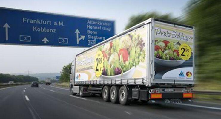 Lkw-Werbeunternehmen wechselt Mehrheitseigner