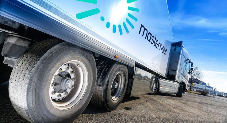 Masternaut ist Teil des Michelin-Konzerns
