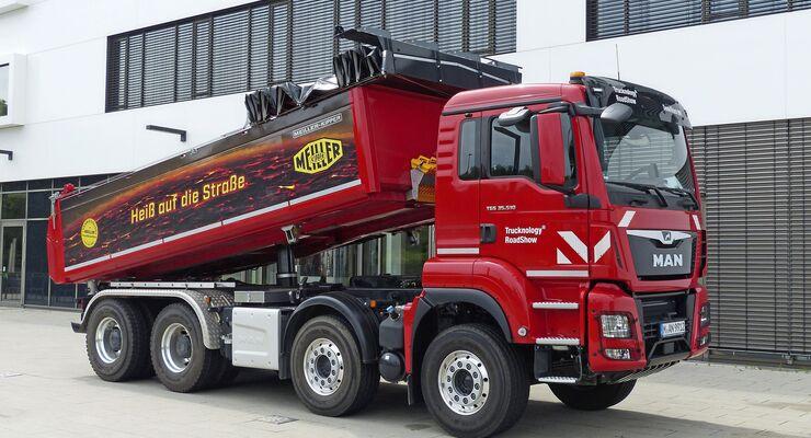 Meiller Z316-TI Z421-TI - Vorstellung 16.06.2020
