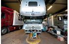 Mercedes-Aftersales, Werkstattkonzept Truck-Works, Actros in Euro 5