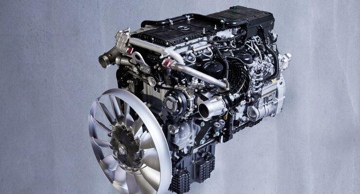 Mercedes-Benz, OM 471,