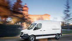 Mercedes-Benz Sprinter 2018