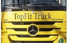 Mercedes-Benz Top Fit Truck, Fahrerfitness