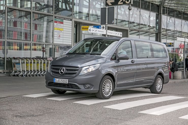 Mercedes-Benz Vito 114 CDI Tourer