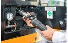 Mercedes Citaro Fuelcell Hybrid, das Betanken