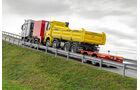 Mercedes-SLT-Baureihe – Antriebstechnik, Anfahren im Steilstück