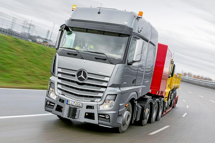 Mercedes-SLT-Baureihe – Antriebstechnik