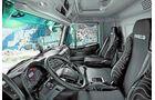 Neue Lkw-Kabinen, Trakker, Cockpit, Hi-Way