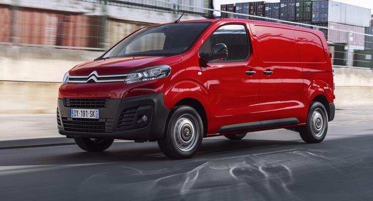 Neue Transporter von Citroen, Peugeot und Toyota