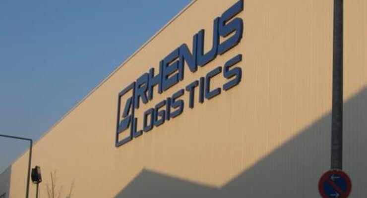 Neues Logistikcenter für Rhenus