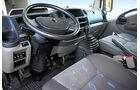 Nissan Cabstar 35.13, Schalthebel, Kabine