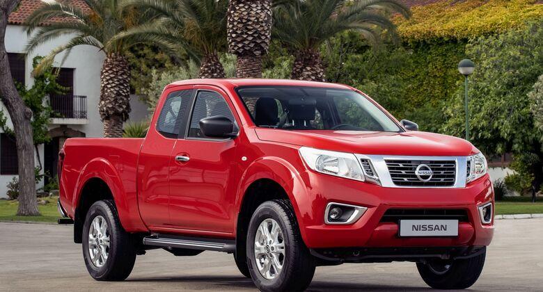 Nissan Navara Facelift 2019