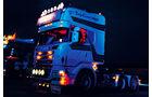 Nordic Trophy Schweden, Scania R 560 beleuchtet