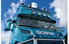 Nordic Trophy Schweden, Truck: Scania R 620, Edelstahlzubehör, Dosen
