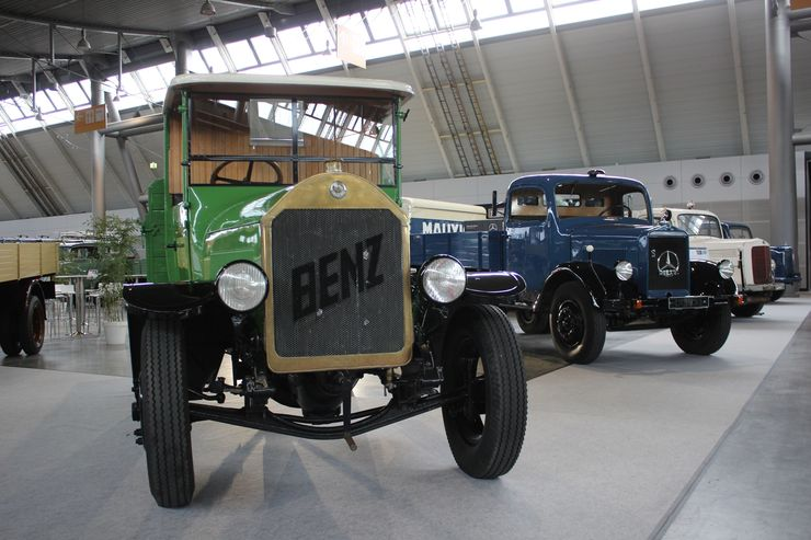 Nutzfahrzeuge Retro Classics 2019
