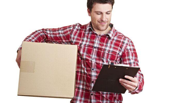 Paketdienst, Paket