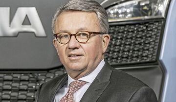 Peter Hornig, Scania, Alexander Vlaskamp, Scania