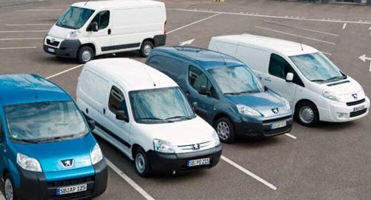 Peugeots für die IAA 2008