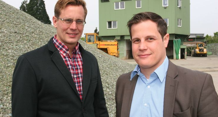 Phillip Bürck (links) und Steffen Habich, Bürck & Habich