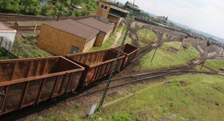 Privatbahnen: Lokführer oft schlecht ausgebildet und überlastet