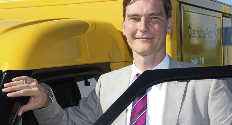 Prof. Achim Kampker, CEO Stretscooter.