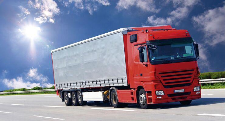 Prognose Güterverkehr bis 2022 leicht steigend