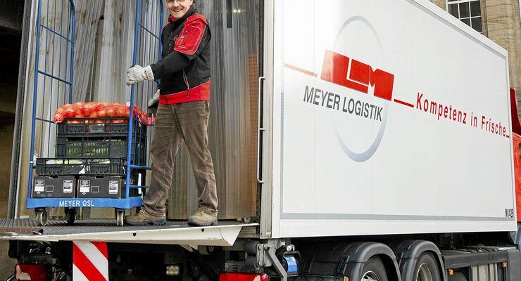 QSL- Meyer Quick Service Logistics, Kühllogistik