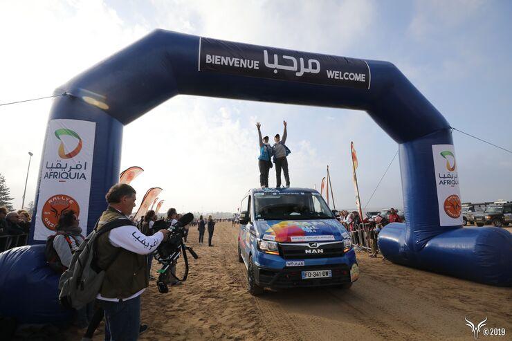 Rallye Aicha des Gazelles 2019