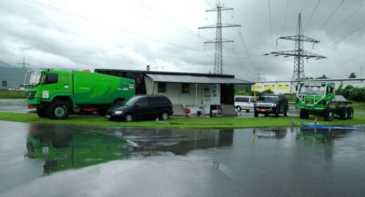 Rallye-Truck Kotterer