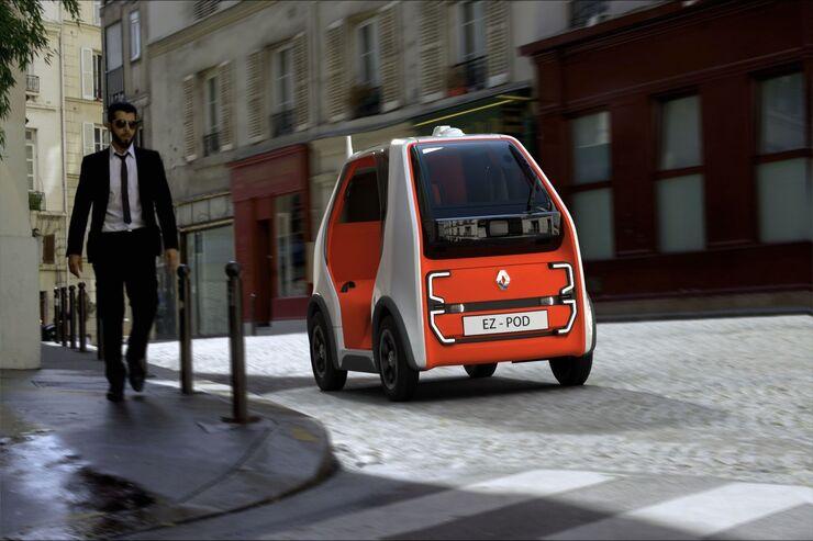 Renault EZ-POD 2019