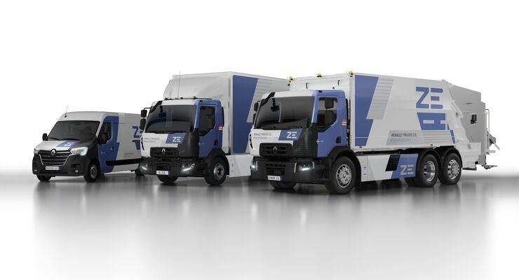 Renault Trucks 2021