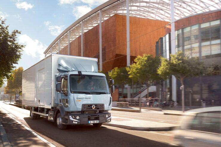 Renault Trucks D und D Wide 2019