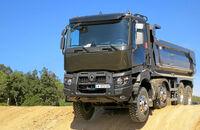 Renault Trucks K, Baufahrzeug