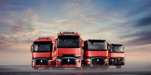 Renault Trucks T C K Evolution 2021