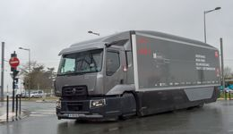 Renault Trucks Urban Lab 2