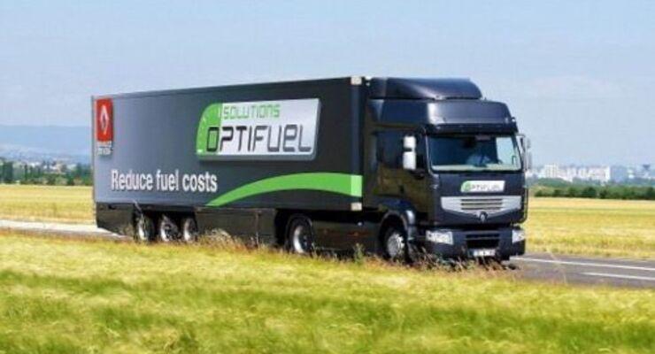 Renault Trucks will beim CO2-Sparen helfen