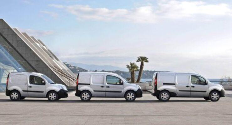 Renault bringt Kangoo Rapid Maxi und neuen Trafic