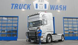 Report Truck Wash A61, FF 5/2019