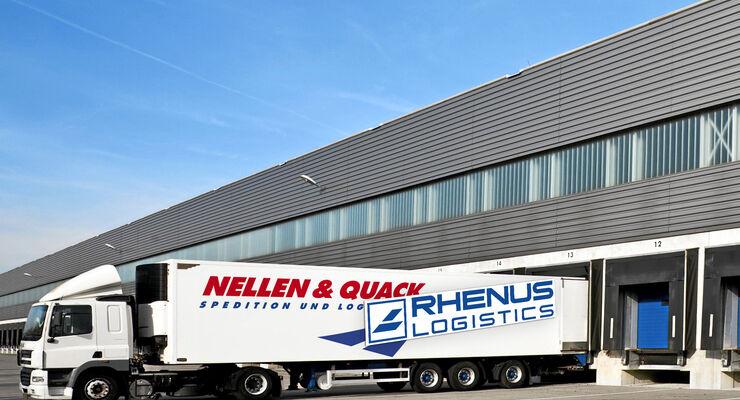 Rhenus übernimmt Nellen & Quack aus Mönchengladbach