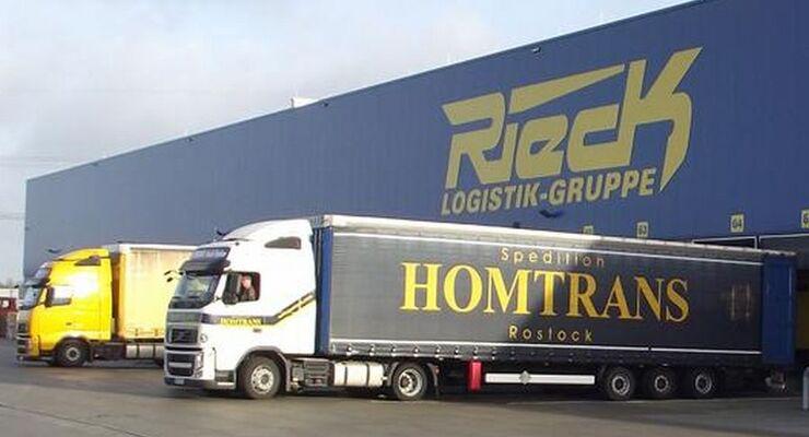 Rieck Logistik-Gruppe, Homtrans