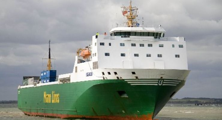 RoRo von Cuxhaven nach Santandér